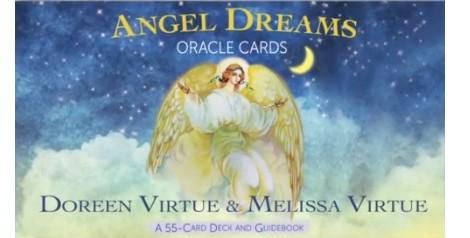 新貨上架 – Angel Dreams Oracle Cards