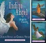 Indigo Angel Oracle Cards (靛藍人天使訊息卡)