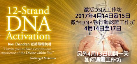 DNA Activation Workshop